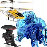 Robotics and Tech-toys