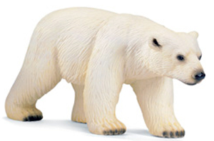 Schleich Ploar Bear Female - 14357