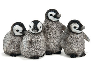 Schleich King Penguin Chicks - 14618