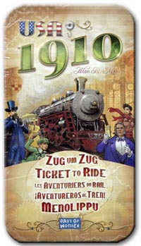 1910 Ticket to Ride expansion kit