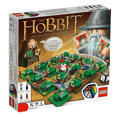 LEGO® The Hobbit - An Unexpected Journey Game - 3920