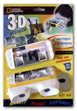3D Viewer - National Geographic