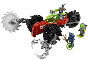 LEGO ® Atlantis Seabed Scavenger- 8059