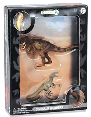 CollectA Dinosaur Wonders 2 pcs boxed set - 89126
