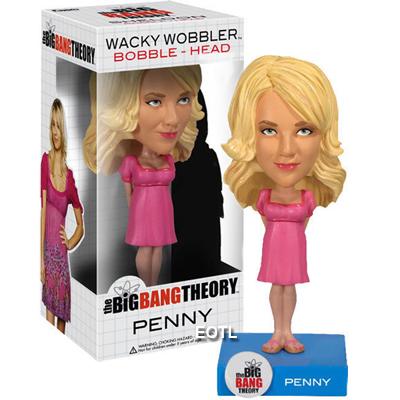 Big Bang Theory - Penny Bobble Head
