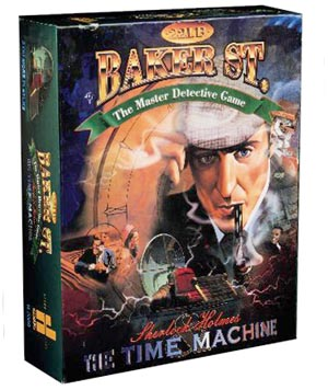 221B Baker Street ....Time Machine.