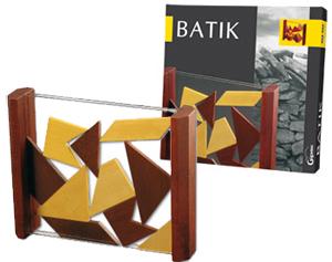 Batik - Wooden Strategy Game