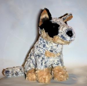 Oakey The Blue Heeler 35cm