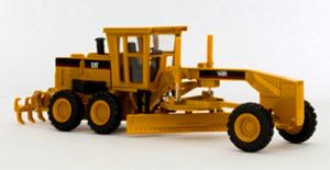 Caterpillar 140H Motor Grader 1:50 Die-Cast Replica -55030