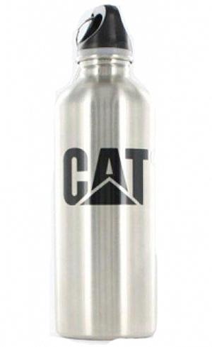 CAT Stainless Steel 500ml Water Bottle