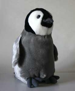 Cuddlekins Baby Emperor Penguin 30cm