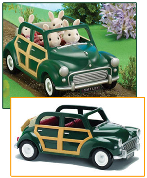 Sylvanian Families Family Car.