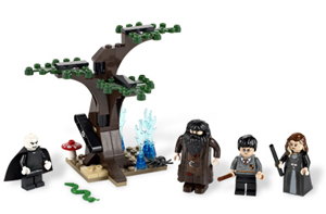 LEGO® Harry Potter - The Forbidden Forest - 4865