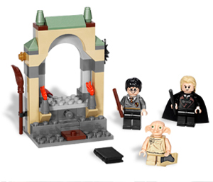 LEGO® Harry Potter - Freeing Dobbie - 4736