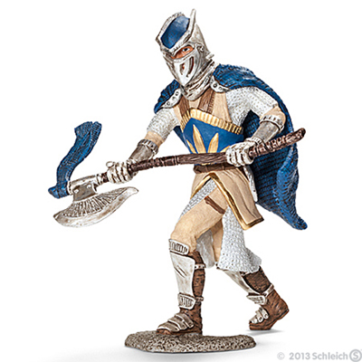 Schleich - Standing Griffin Knight with Axe - 70112