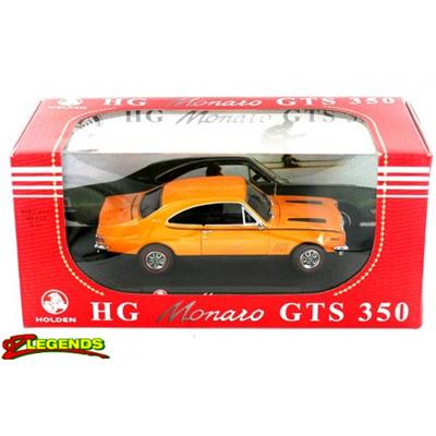 Holden HG Monaro GTS 350 1:32 Scale Indy Orange