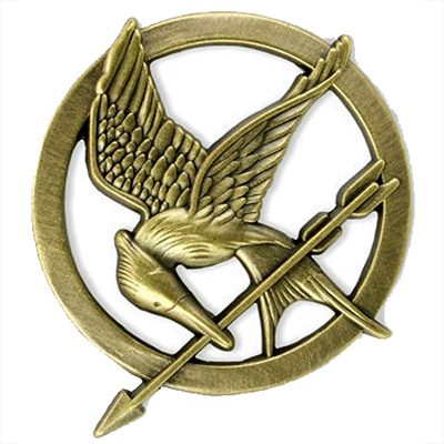 The Hunger Games Mocking Jay Pin