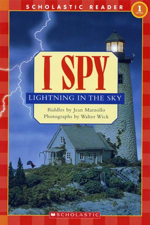 I SPY Lightning In the Sky by Walter Wick