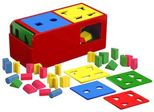 Kobba Big Red Progressive Post Box - Wooden
