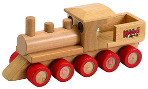 Kobba Playtime Locomotive - Wooden