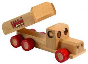 Kobba Playtime Tip Truck - Wooden