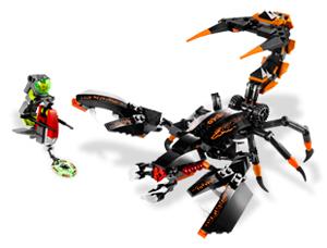 LEGO ® Atlantis Deep sea Striker - 8076