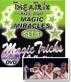Theatrix - Magic Miracles Set 3