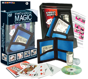 Exclusive Magic Wallet Set