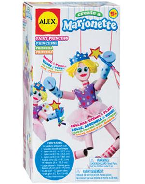 Create A Marionette - Fairy Princess