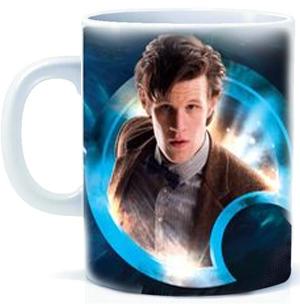 Dr Who Matt Smith 11th Doctor Boxed China Mug