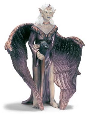 Menatea - Schleich Shadow Elf Character