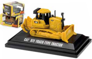 Caterpillar Construction Mini's D7E Track Type Tractor - 55427