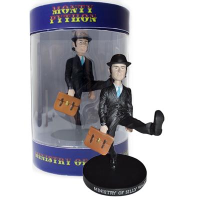 Monty Python Ministry of Silly Walks Bobble Head Figurine