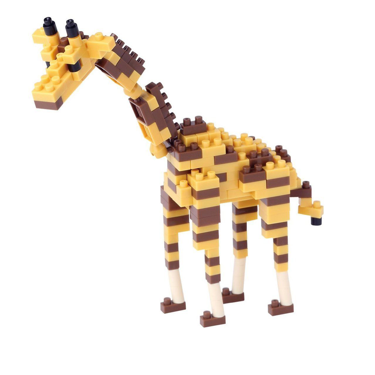 NANOBLOCK Giraffe - Construction Block Set NBC-158