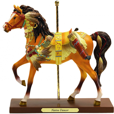 Trail of the Painted Ponies - Native Dancer Figurine 18cm