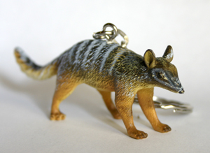 Numbat Key Ring 7.0cm long