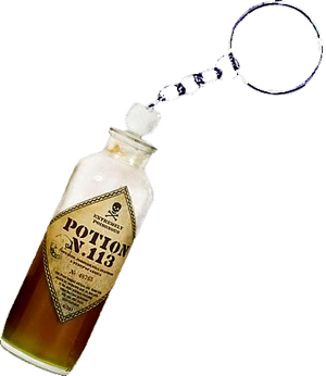 Harry Potter - Potion 113 Keyring