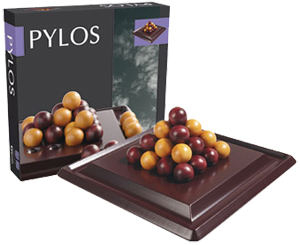 Pylos - Wooden Strategy Game