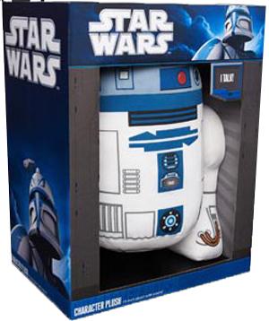 Star Wars - R2 D2 15 Inch Talking Plush