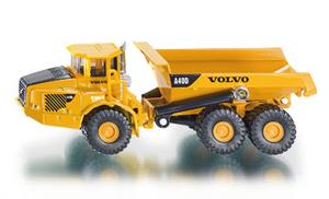 Siku - Volvo A40D Dumper Truck 1:87 Die-cast Replica - 1877