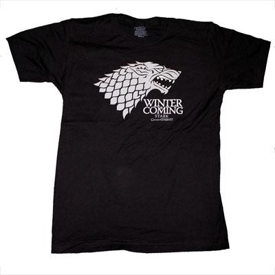 Game of Thrones Stark House Tee Shirt