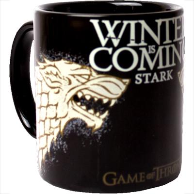 Game of Thrones - Stark Winter is Coming Mug