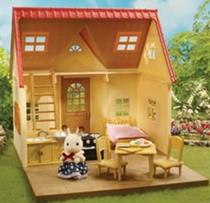 Sylvanian Families Sycamore Cottage - 4419