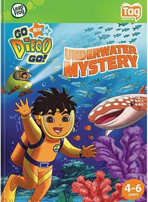 Go Diego Go - Underwater Mystery - Tag Audio Book