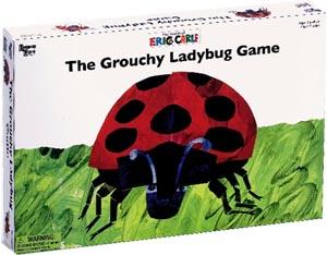 The Grouchy Ladybug Game