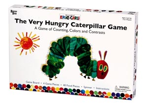 Eric Carl - The Very Hungry Caterpillar Game