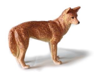 Dingo Replica Large 8.5cm, Small 4.5cm