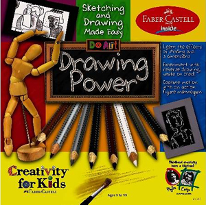 Do Art Drawing Power by Faber-Castell