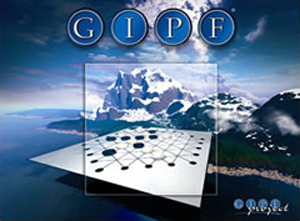 GIPF the strategy boardgame.
