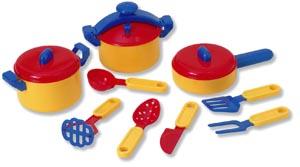 Cookware Set 9 pcs.